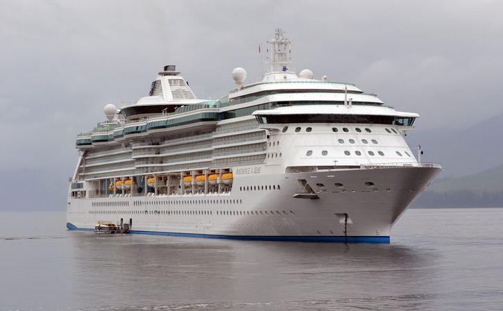 crucero barco