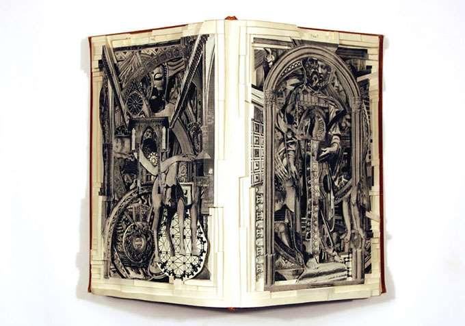 esculturas con libros (10)