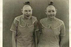 El álbum fotográfico del elenco de Freaks