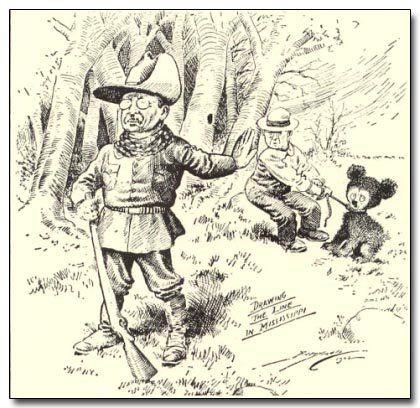 ilustración teddy bear