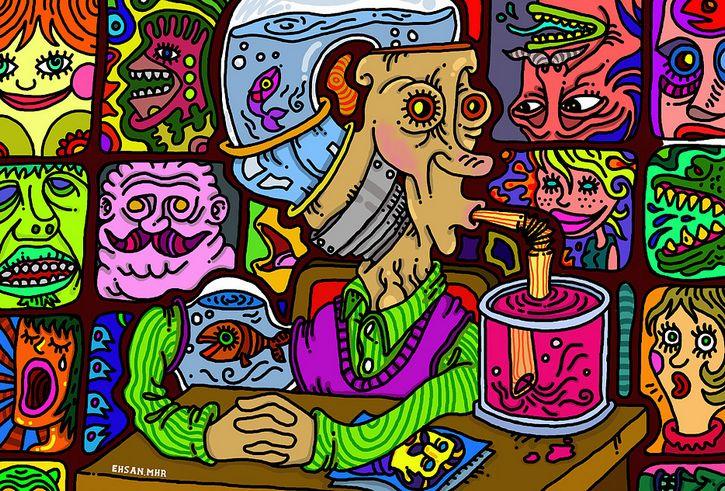 ilustraciones del subconsciente (15)