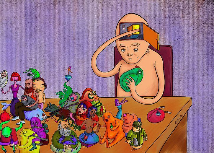 ilustraciones del subconsciente (19)