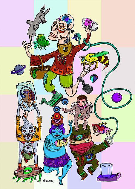 ilustraciones del subconsciente (9)