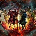 Los jinetes del Apocalipsis