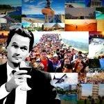 Fotos de vacaciones: expectativa vs realidad