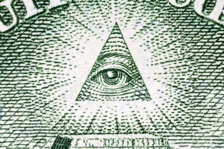 ojo de la providencia masoneria dollar
