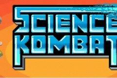 Science Combat, juego de pelea con personajes científicos