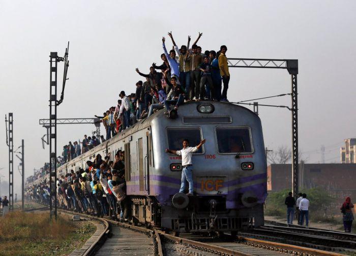 trenes en la india (1)