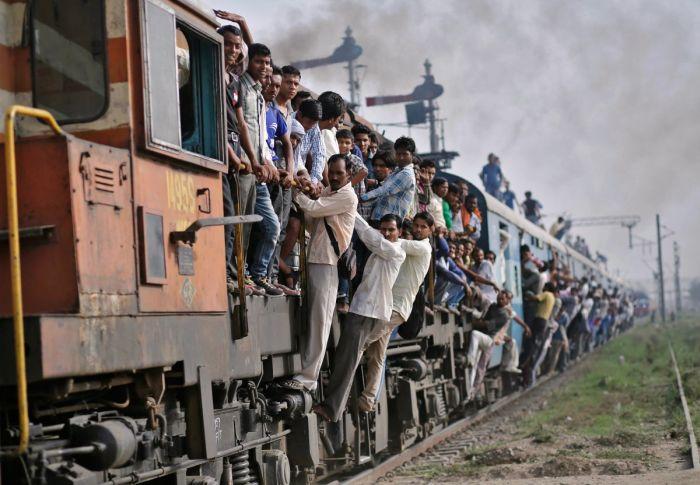 trenes en la india (11)