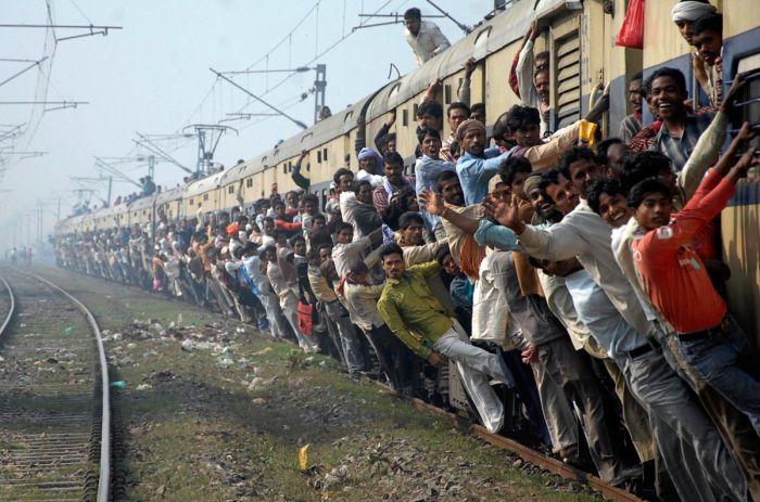 trenes en la india (5)