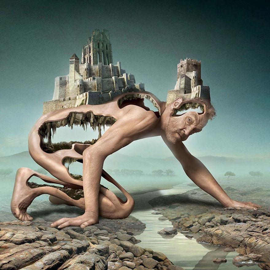 Igor Morski ilustraciones surrealismo (13)