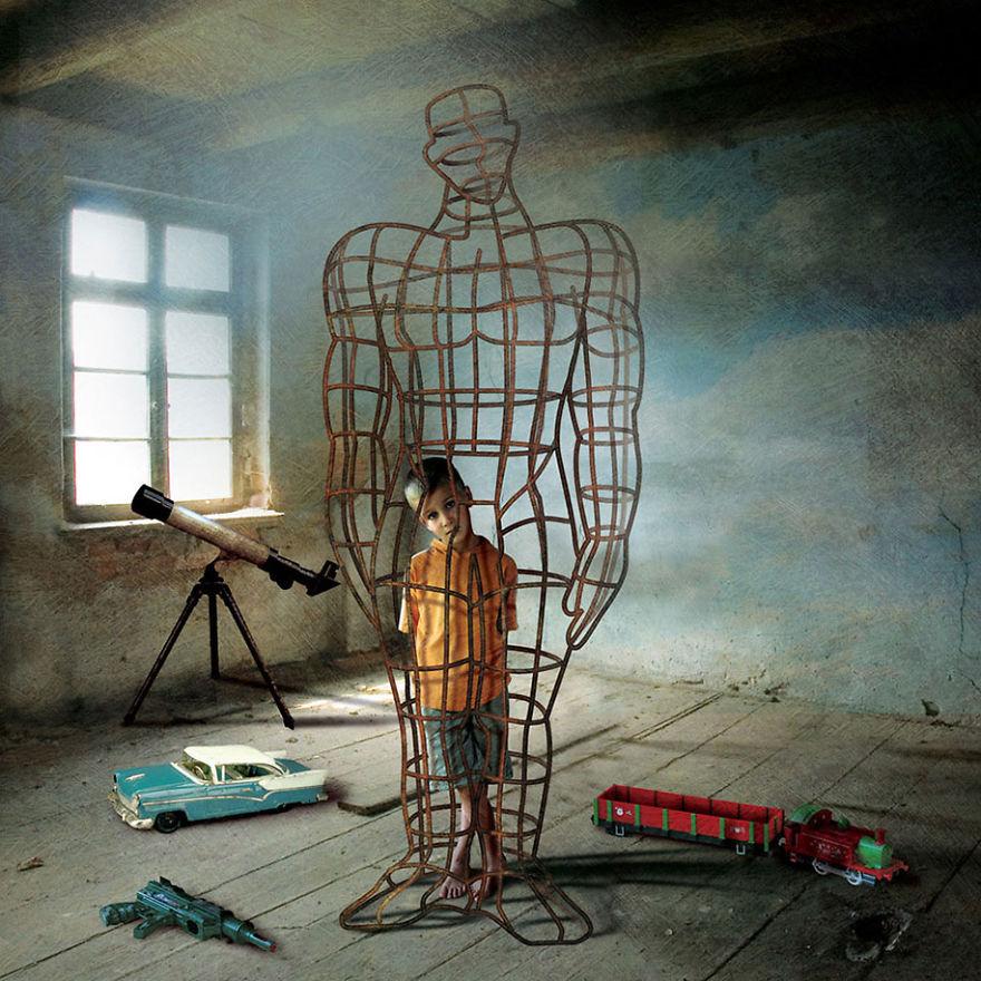Igor Morski ilustraciones surrealismo (7)