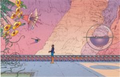 18 consejos de Moebius para aspirantes a artistas.