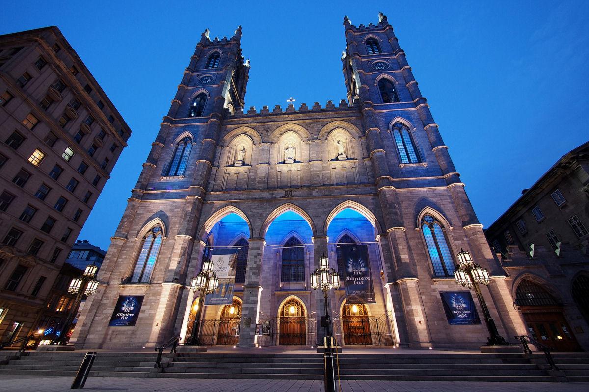 Notre Dame basilica Montreal (12)