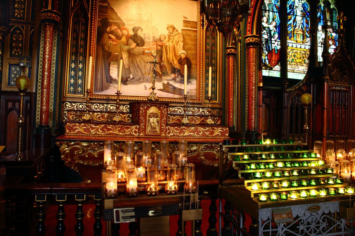 Notre Dame basilica Montreal (2)