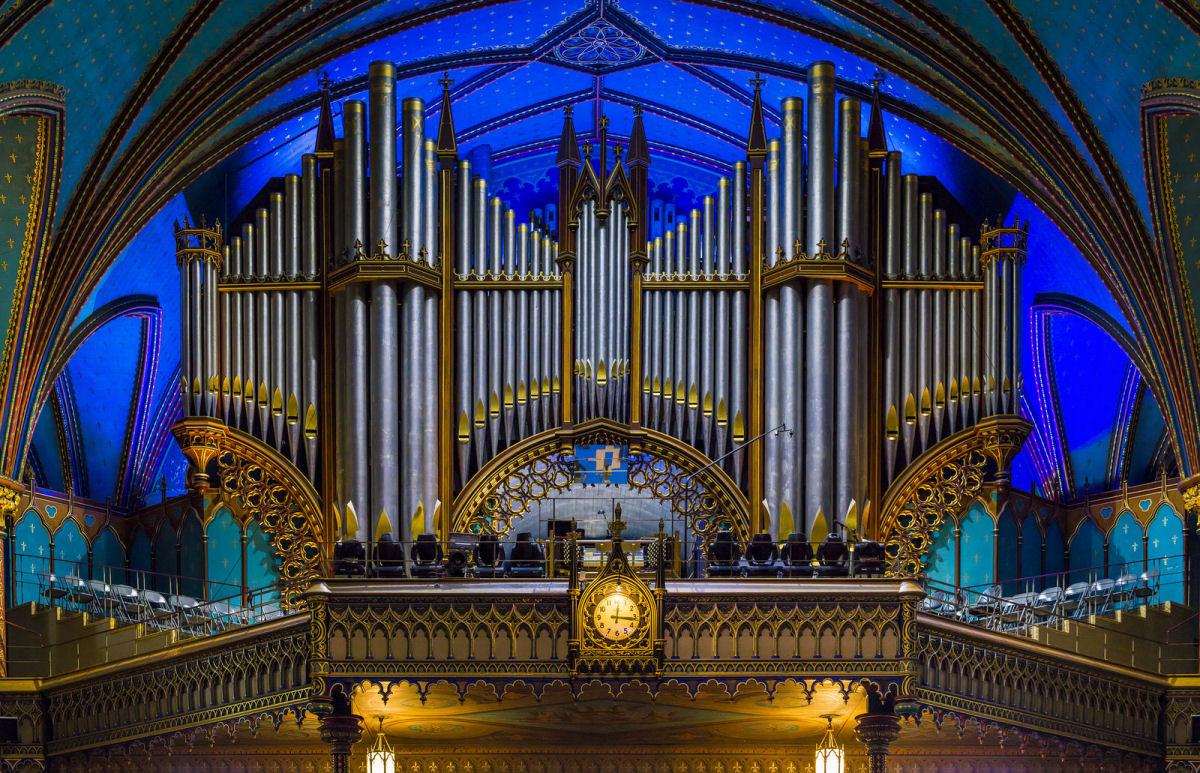 Notre Dame basilica Montreal (6)
