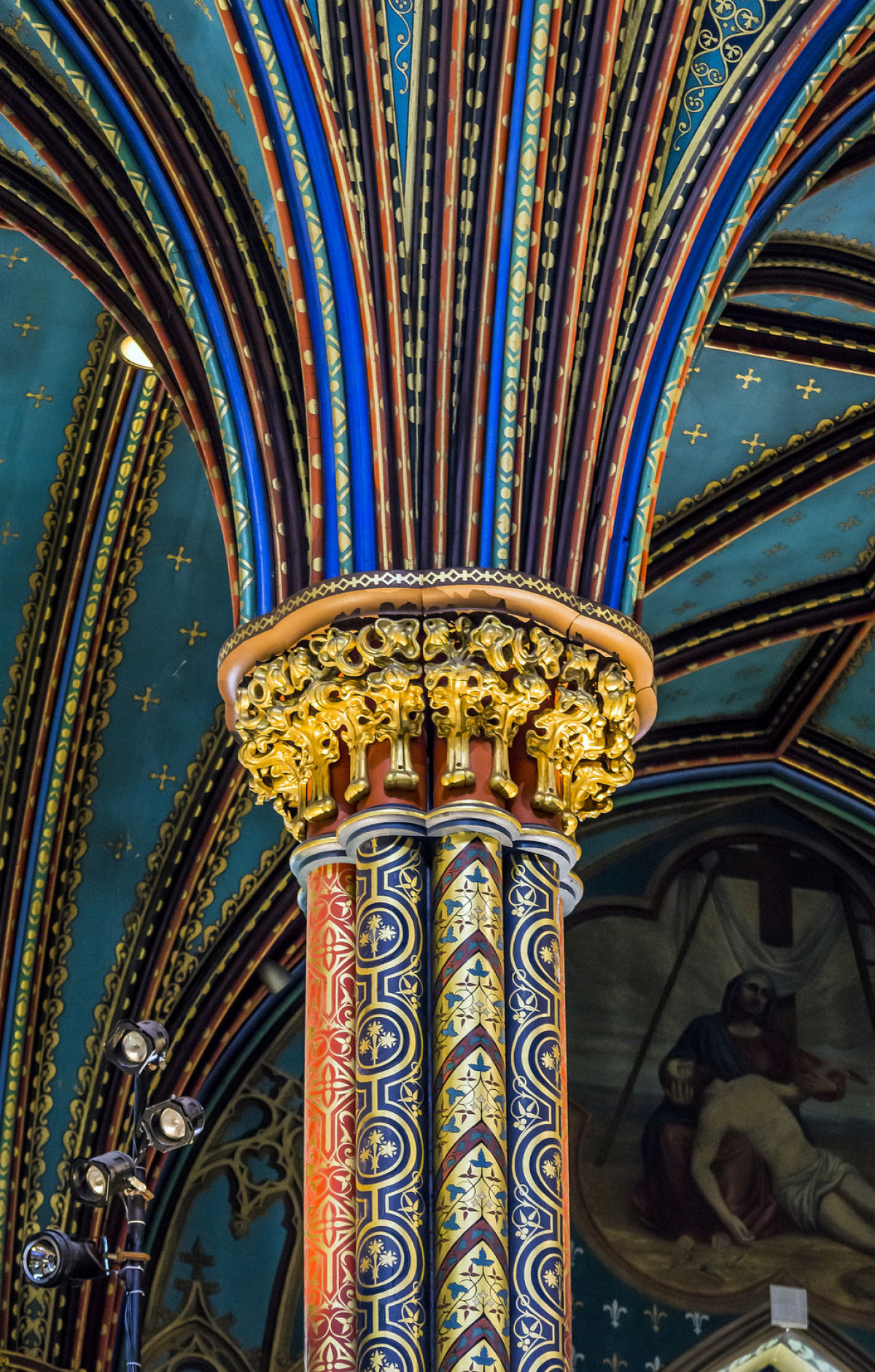 Notre Dame basilica Montreal (9)