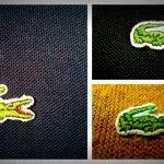 La historia del cocodrilo de Lacoste