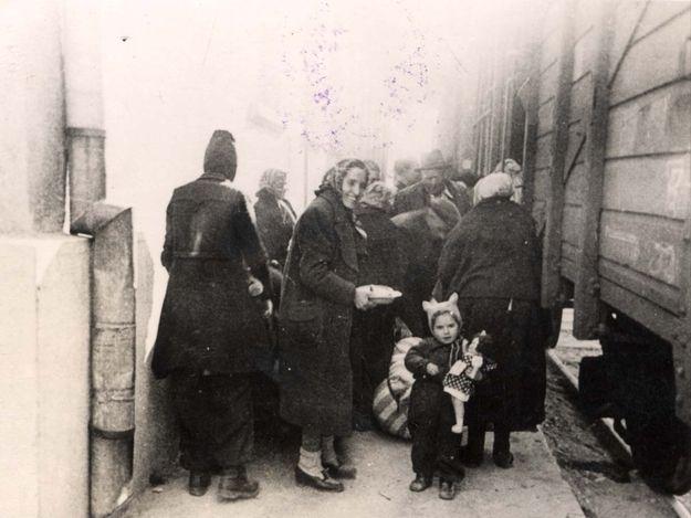 deportados a campos de concentracion
