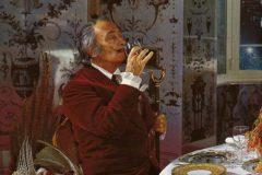 Salvador Dalí y un surreal libro de recetas