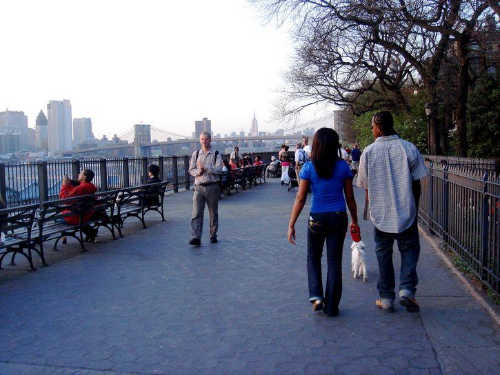 paseo ciudad