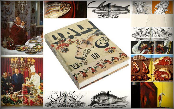 portada libro recetas dali