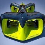 Roborace, la primera carrera deportiva sin pilotos