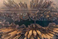 Maravillosas fotografías aéreas de famosos puntos turísticos