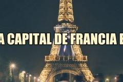 Test de geografía: adivina las 30 capitales del mundo