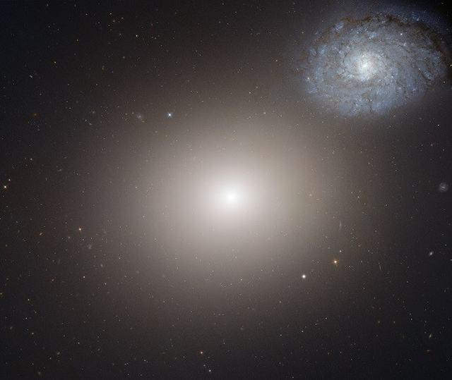 M60 y NGC 4647 publicacion galaxias espacio (4)