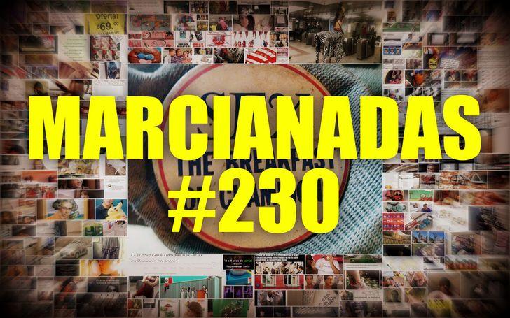 Marcianadas 230 portada