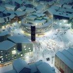 Suecia mueve una ciudad entera para evitar su hundimiento