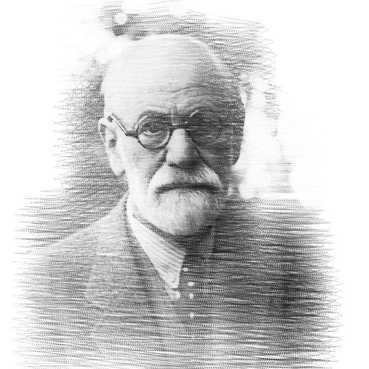 Sigmund Freud c
