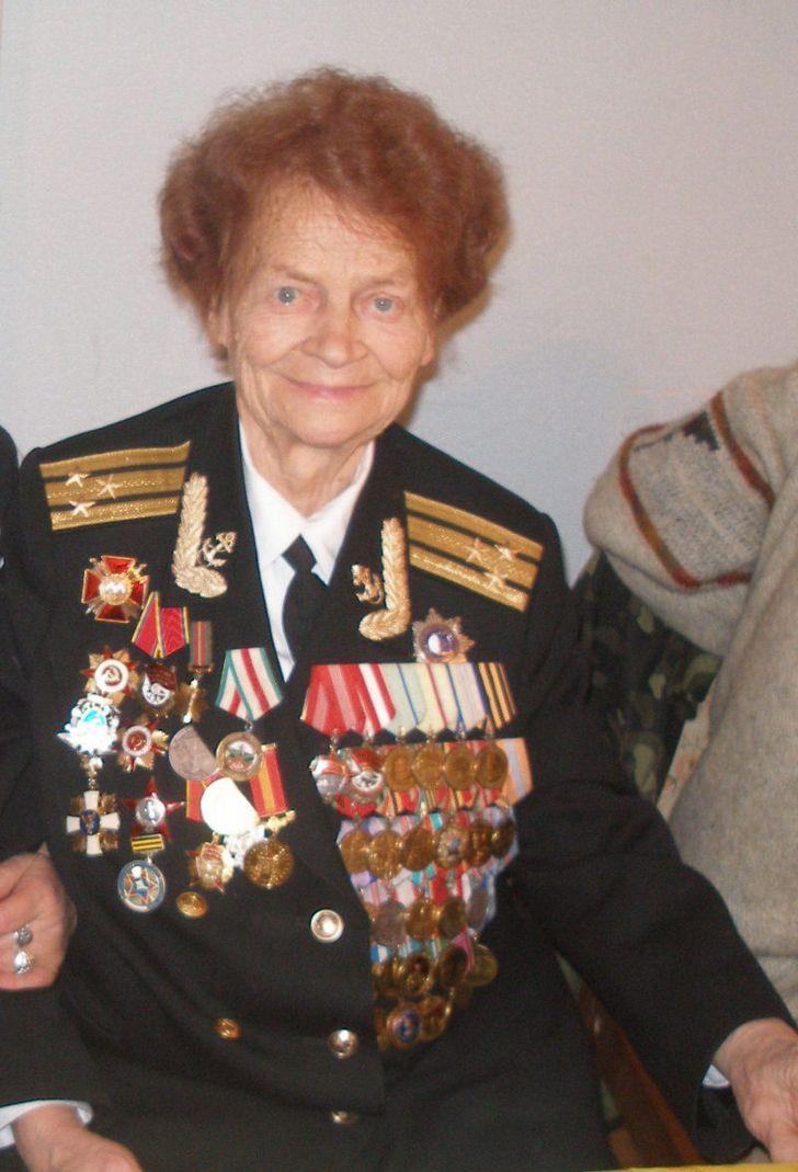 Yevdokiya Zavaliy soldado ucrania (1)