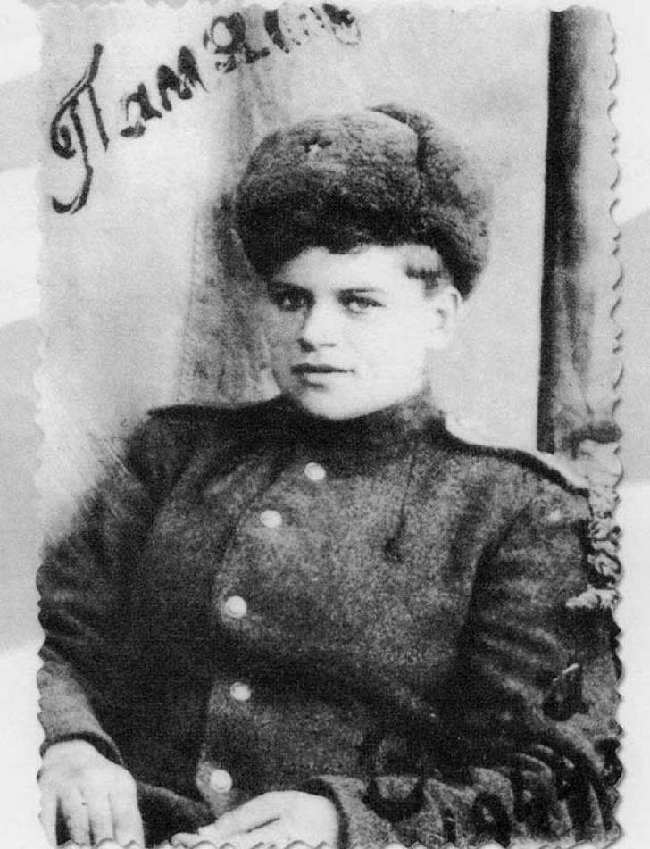 Yevdokiya Zavaliy soldado ucrania (10)