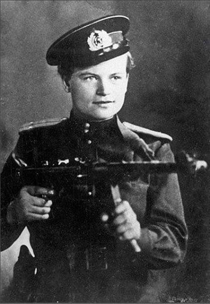 Yevdokiya Zavaliy soldado ucrania (9)
