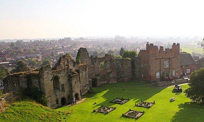 castillo tutbury