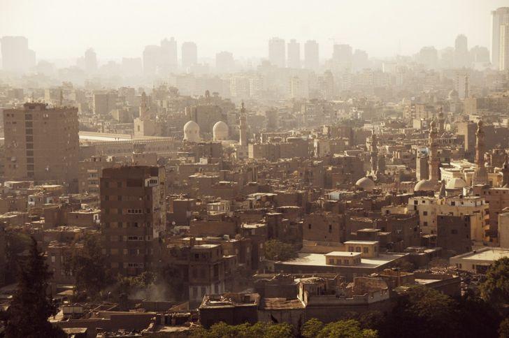 egipto construcciones