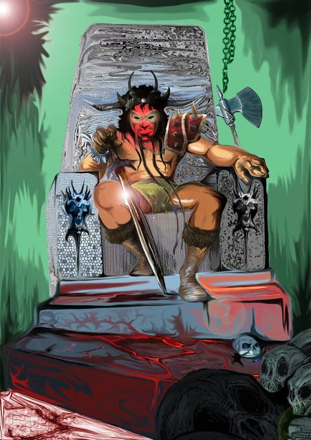 erlik dios inframundo mongol (2)