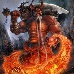 Erlik, el dios del inframundo mongol
