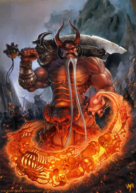 erlik dios inframundo mongol (3)
