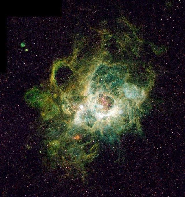galaxia del triangulo publicacion galaxias espacio (16)