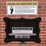 Instalan cajas para abandonar bebés en Estados Unidos