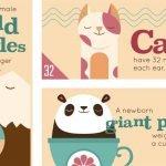 50 curiosidades del mundo animal (infografía)