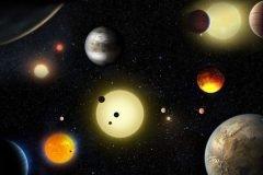 La NASA anuncia el descubrimiento del mayor número de exoplanetas