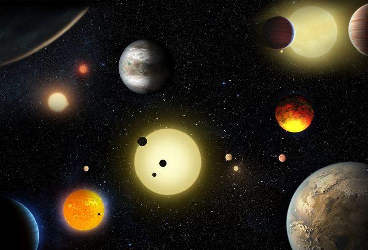 sistrma solar planetas