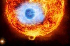 Las erupciones solares podrían ser el origen de la vida en la Tierra