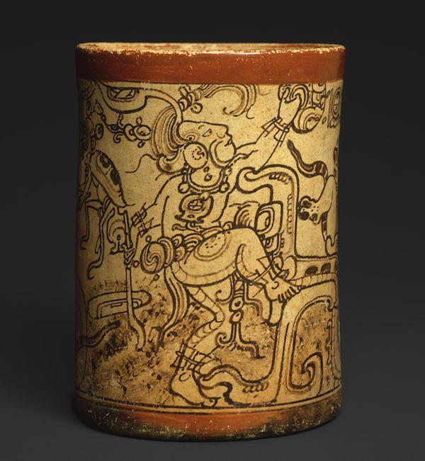 vasija dios chaac