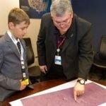 Joven de 15 años descubre antigua ciudad maya desde su casa