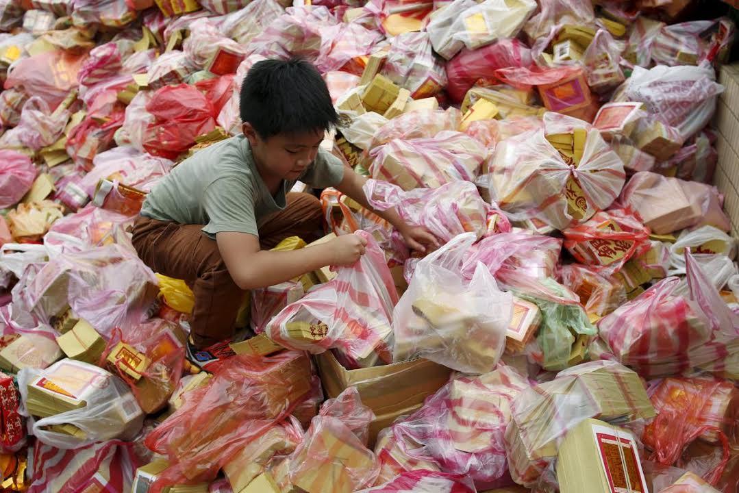 Festival Qingming china día de muertos (10)